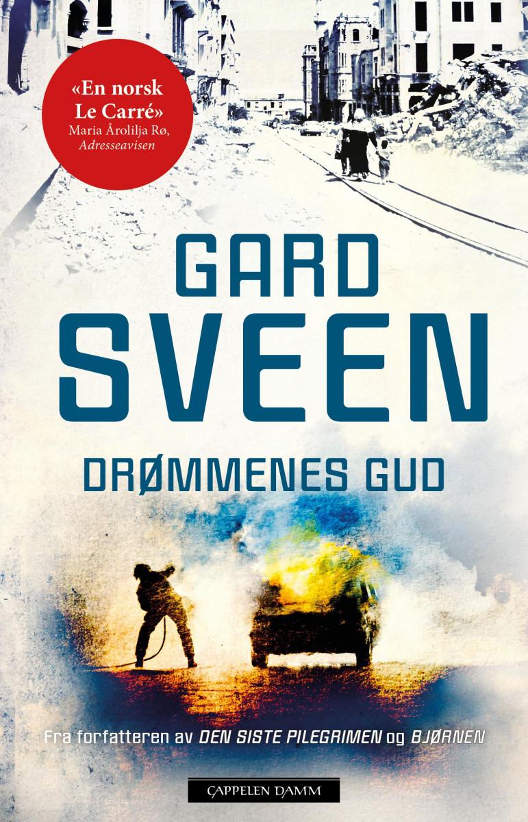 Bilde av bokomslaget til 'Drømmenes gud'