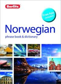 Norwegian phrase book and dictionary