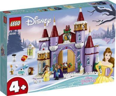 Lego Belles vinterlige slottsfest 43180