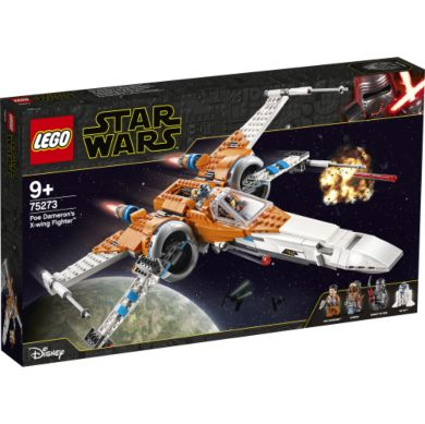 Lego Poe Damerons X-wing Fighter 75273