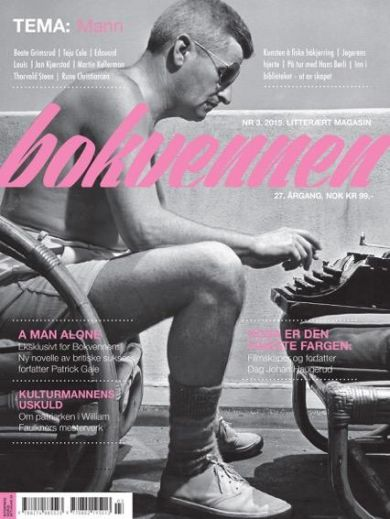 Bokvennen. Nr. 3 2015