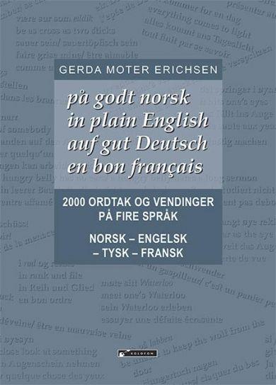 2000 ordtak og vendinger på fire språk