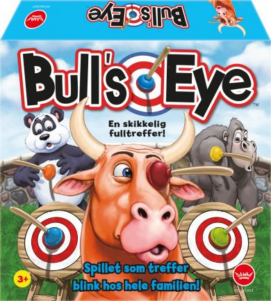 Spill Bulls Eye