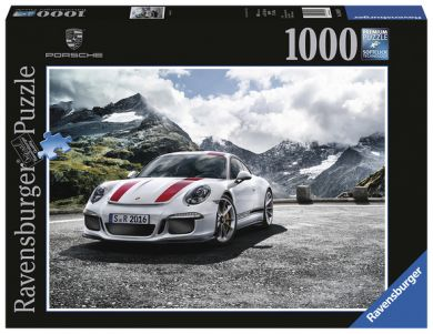 Puslespill 1000 Porsche 911 Ravensburger