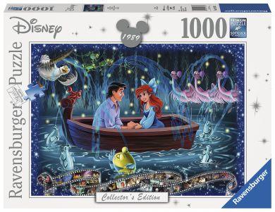 Puslespill Ravensburger 1000 Ariel