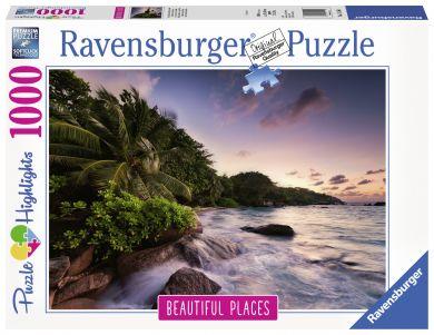 Puslespill 1000 Seychellene Ravensburger