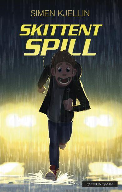 Skittent spill