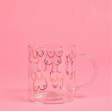 Krus SH Boobs Glass
