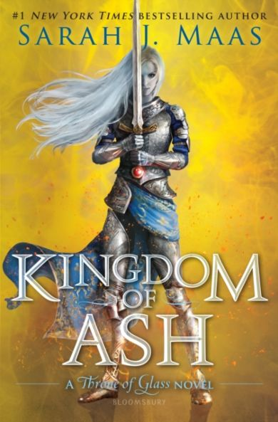 Kingdom of Ash. Throne of Glass 7