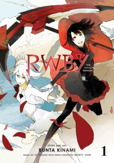 RWBY: The Official Manga, Vol. 1