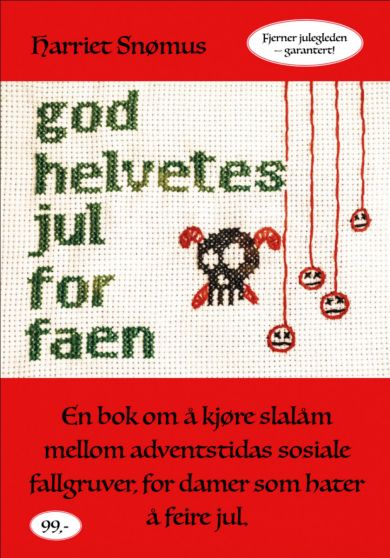 God helvetes jul, for faen