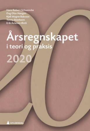 Årsregnskapet i teori og praksis 2020
