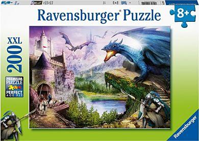 Puslespill 200 Fjellene I Mayhem Ravensburger