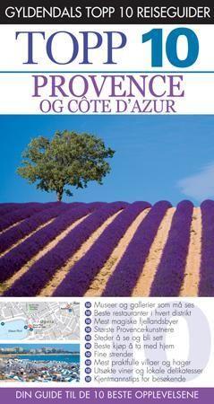 Provence og Côte d`Azur