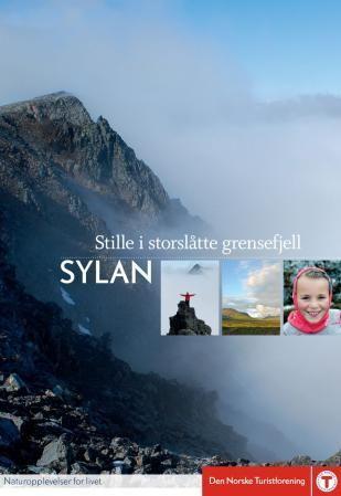 Sylan - stille i storslåtte grensefjell