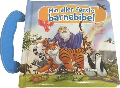 Min aller første barnebibel