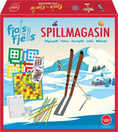 Spillmagasin Spesial - Fjols Til Fjells