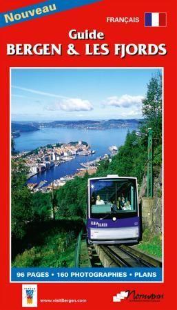Guidebok Bergen & Fjordene Fransk