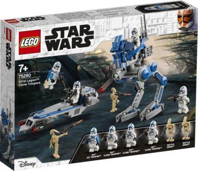 Lego Klonesoldater fra 501.legion 75280