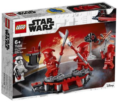 Lego Stridspakke Med Elite Praetorian Guard 75225