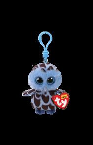 Bamse TY Yago Blue Owl Clip