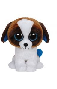 Bamse TY Duke Brown White Dog Regular