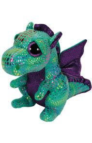 Bamse Ty Cinder Green Dragon Regular