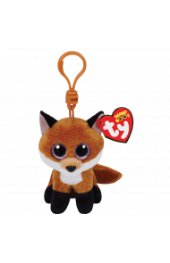 Bamse TY Brown Fox Clip