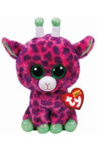 Bamse Ty Gilbert Giraffe Pink Medium