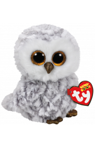 Bamse TY Owlette White Owl Regular