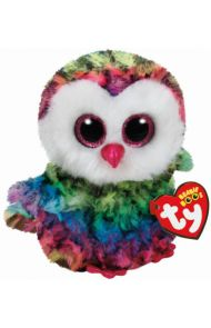 Bamse TY Owen Owl Multicol Regular
