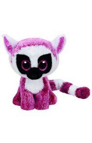 Bamse Ty Lemur Pink Regular