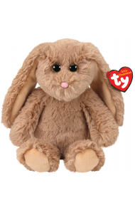 Bamse TY Adrienne Brown Bunny Medium
