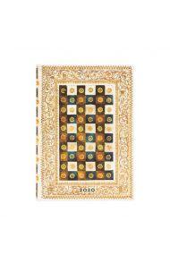 Kalender'Paperblanks 12M 2020 Aureo Mini