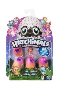 Hatchimals Colleggtibles S4 4Pk/Bonus