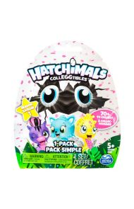 HATCHIMALS COLLEGGTIBLES 1 PK ASS