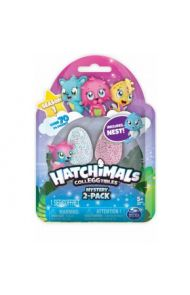 HATCHIMALS COLLEGGTIBLES 2 PK NEST