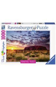 Puslespill Ravensburger 1000 Ayers Rock