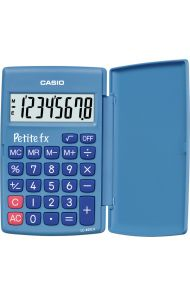 Kalkulator Casio LC-401LV Blå