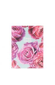 Kalender A5 Floral Flexi Dtv 1920