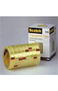 Disktape Scotch 550 12mmx66m transp.
