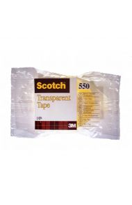 Disktape Scotch 550 19mmx66m transp.