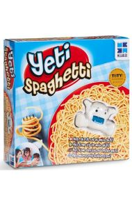 Spill Yeti In My Spaghetti