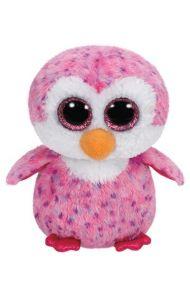 Bamse Ty Glider Pink Penguin Regular