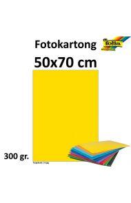 Fotokartong 50X70 300G Solgul