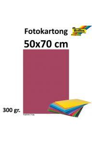 Fotokartong 50X70 300G Lysrosa