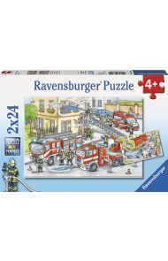 Puslespill Ravensb 2X24 Helter På Jobb