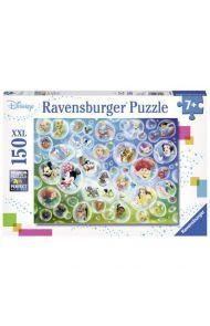 Puslespill 150 Disney I Såpebobler Ravensburger