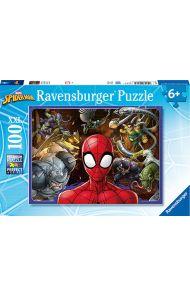Puslespill Ravensb 100 Spiderman