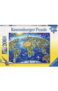 Puslespill Ravensb Verden 200